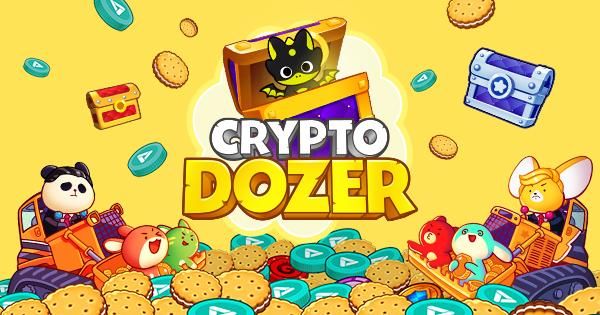 crypto dozer, eth dapp